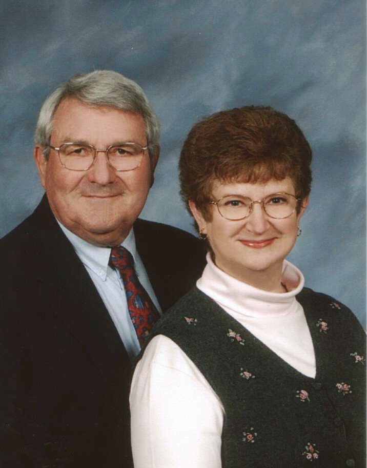 Garland and Norma Sue White